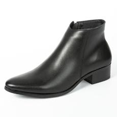 Shorts, leather shoes, leatherbootsformen, leather