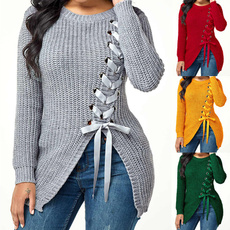 knitwear, Plus Size, sweaters for women, pullover sweater