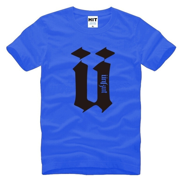 Shorts, Letters, Sleeve, Printing t shirt