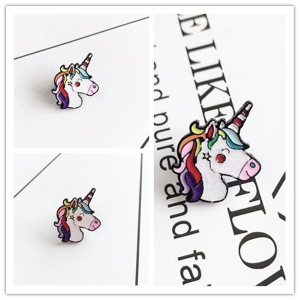 cute, Fashion, Pins, unicorn