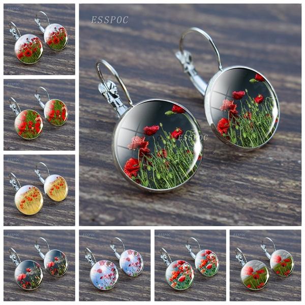 Hoop Earring, glassdome, Jewelry, Glass