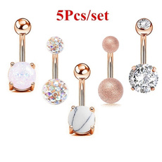 navel rings, Jewelry, gold, womennavelbuckle