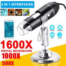 magnificationendoscope, endoscopedigitalmicroscope, microscope, Metal