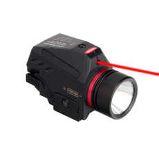 redlasersight, Flashlight, gunlight, led