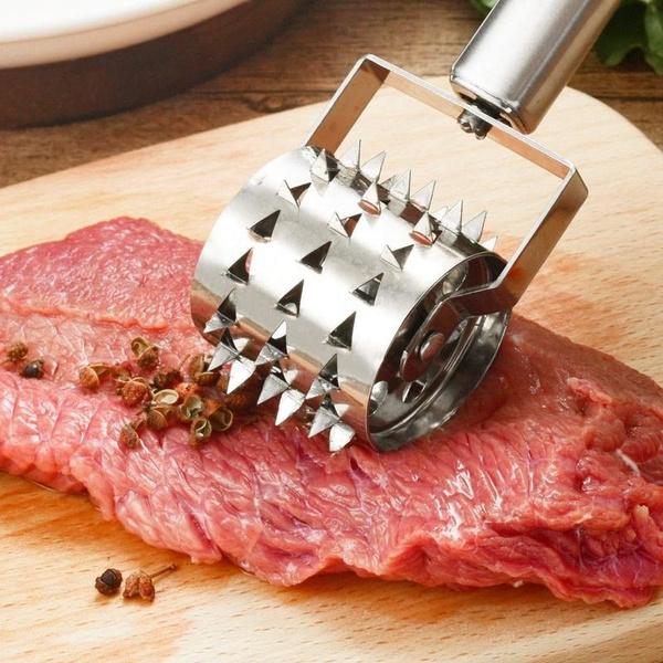 Steel, Kitchen & Dining, steaktool, stainlesssteelmeathammer
