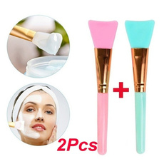 Cosmetic Brush, Beauty tools, Silicone, Masks