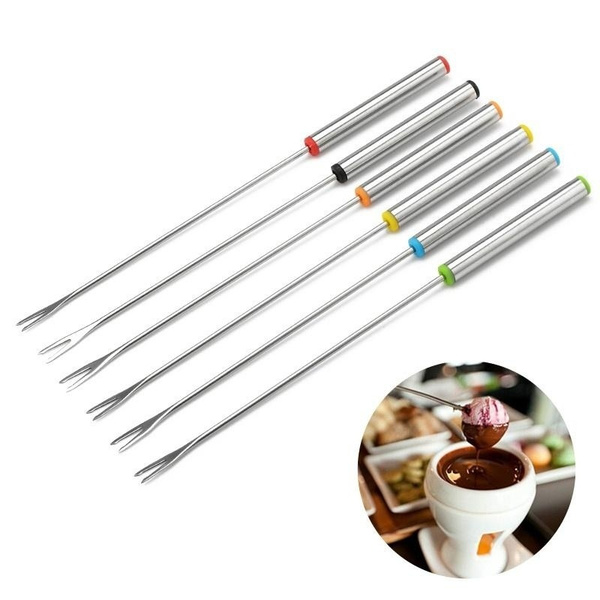 Forks, Cheese, Kitchen & Dining, Stainless