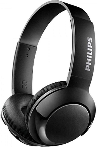 black, Philips, Headphones, wireless