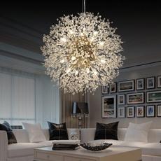 Modern, restaurantlight, livingroomcrystalchandelier, dandelion