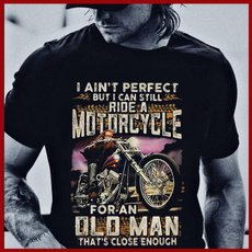 bikergiftshirt, ridertshirt, motorcycleoldmanshirt, bikertshirtmen
