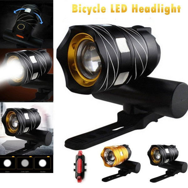 led, reartaillight, torchflashlight, Bicycle