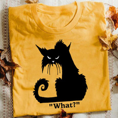 Plus Size, graphic tee, Cats, short sleeves