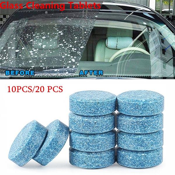 effervescenttablet, windowcleaning, Cars, carwindshield
