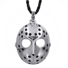 Pendant, maskpendant, Men  Necklace, masknecklace