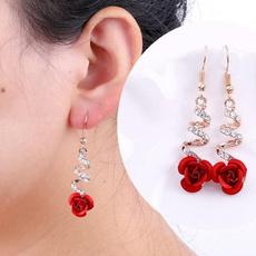 Flowers, Dangle Earring, Jewelry, Gifts