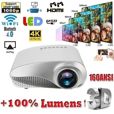 projectorscreenwithstand, Mini, led, projector