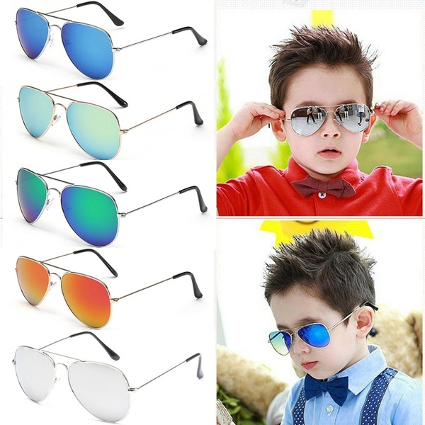 Fashion, boysunglasse, kids sunglasses, Metal