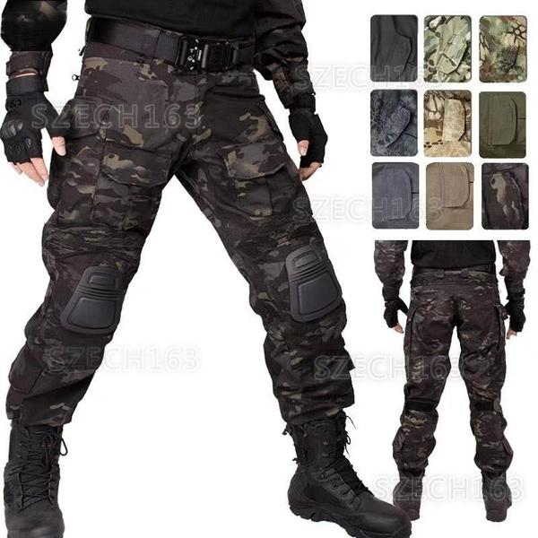 cargo, trousers, Combat, pants