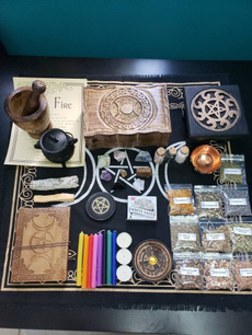 altarcandle, wiccan, Everything Else, witchcraft