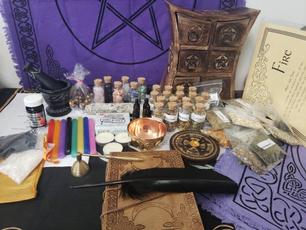 spellkit, wiccanherb, witchcraft, Herb