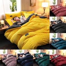 Fleece, velvet, coralfleecepillowcase, quiltcover