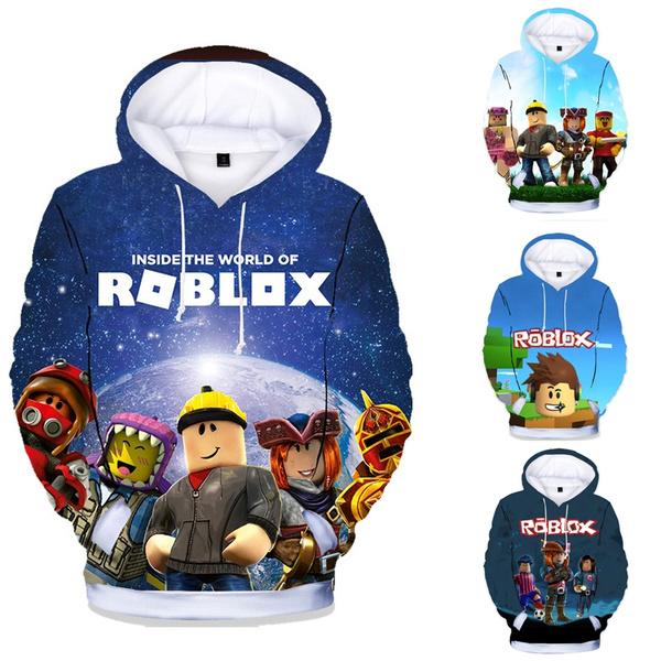 roblox, childrenshoodie, hooded, roblox3dcolorprinthoodie