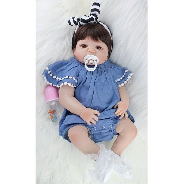Toy, Princess, reborndoll, fullbodysiliconerebornbaby