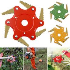 lawnmowerblade, trimmerblade, lawnmowerhead, Garden