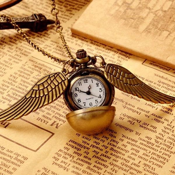 golden, goldensnitchwatch, quartz, Jewelry