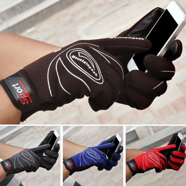 Touch Screen, bikesglove, Bicycle, Winter