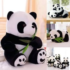 Stuffed Animal, cute, pandadoll, doll