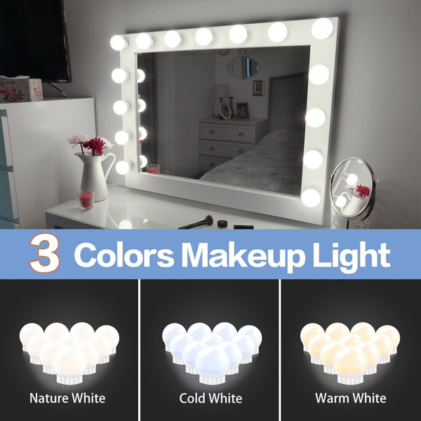 Beauty Makeup, led, usb, walllight