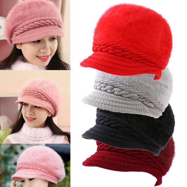 beautifulwintercap, Beautiful, hair, ウサギの毛の帽子