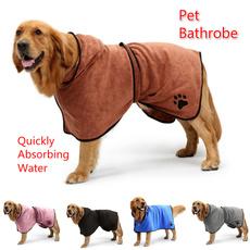 dogbathrobe, Fashion, Towels, Gifts