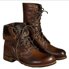 winterbootsformen, ankle boots, Leather Boots, leather shoes