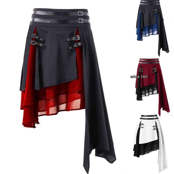 Holiday, Goth, Shorts, Medieval
