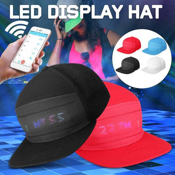ledhat, Fashion, led, Waterproof