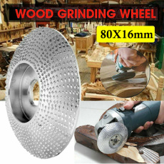 woodshaping, Wood, grinder, anglegrinder