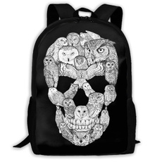 waterproof bag, Owl, Fashion, usb