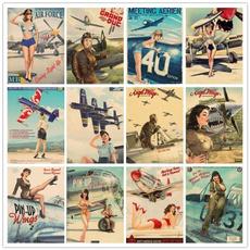 worldwarii, Vintage, Stickers, homedecal