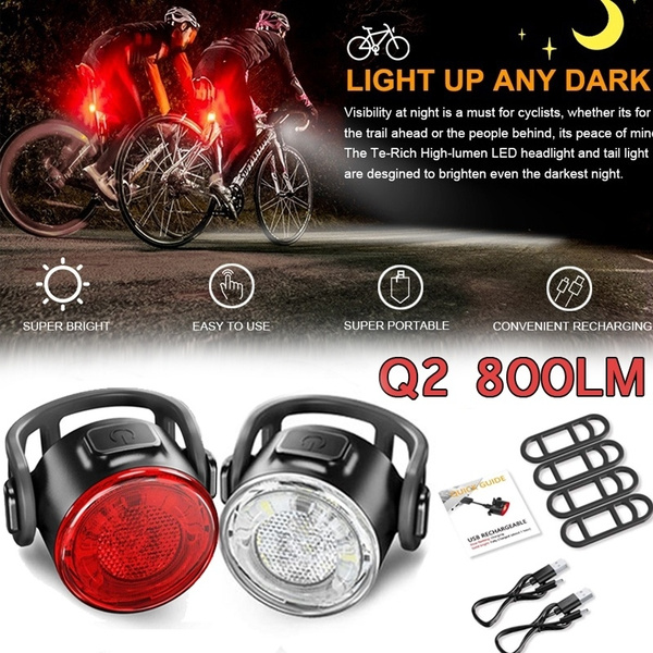 Flashlight, Bright, LED Headlights, led