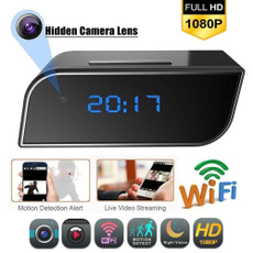 Spy, bluetoothcamera, hiddenmotiondetection, Clock