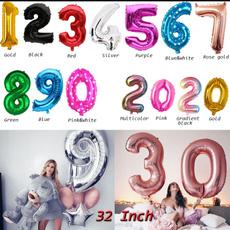Decor, figure, Balloon, 32inch