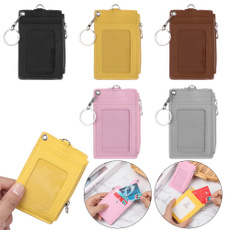 Key Chain, Cover, exhibitioncardholder, leather