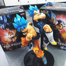 vegeta, supersaiyan, fighter, saiyan