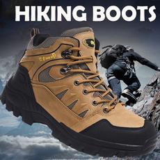 Mountain, hikingboot, Outdoor, Hiking