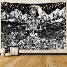 Mountain, Decor, Skeleton, Home & Kitchen