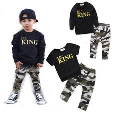 King, Baby Girl, Sleeve, pants
