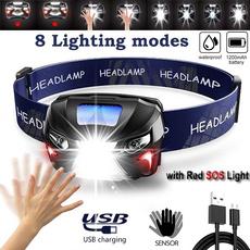 Flashlight, Interior Design, Head, waterproofheadlamp