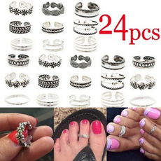 Exotic, Fashion, Jewelry, 925 silver rings